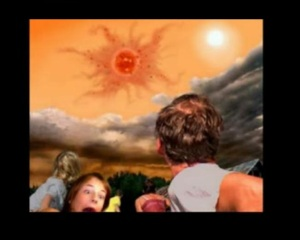 Nibiru is all Fear Mongering of NASA and the DeFacto Government