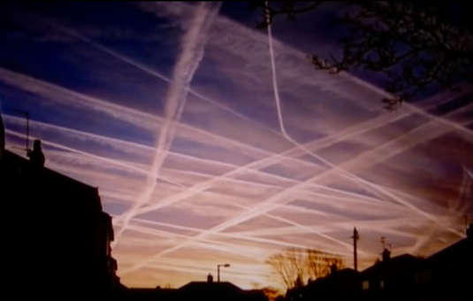 Chemtrails grid