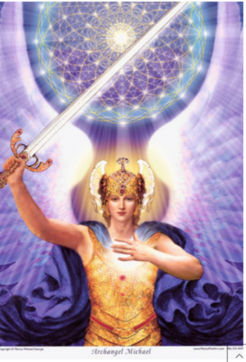 Awakening Your Angelic Body of Love by Archangel Michael