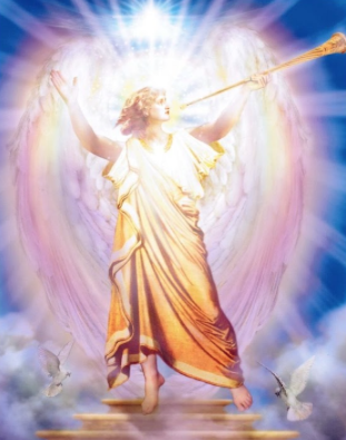 The Art and Need of Love Emanation by Archangel Gabriel